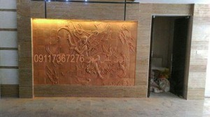 نقش خاک رس در سفال تابلو;