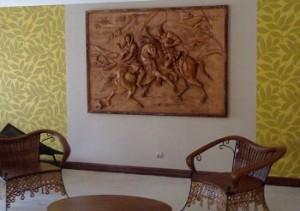 گالری نقش مهر تابلو سفالی