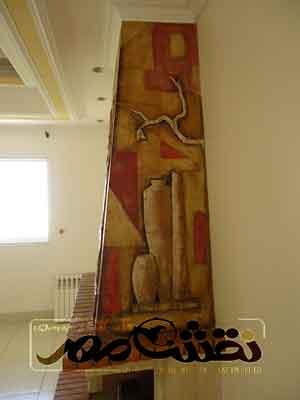 تابلو چوبی و رزینی