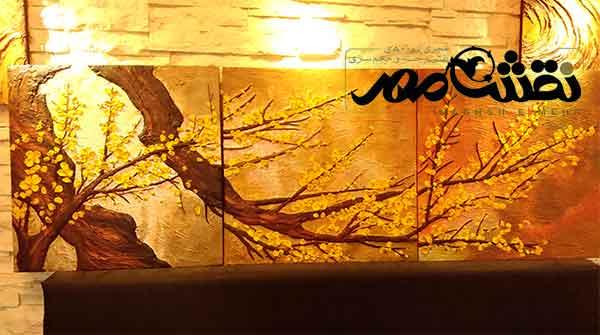 فروش-انواع-تابلو-نقاشی-برجسته
