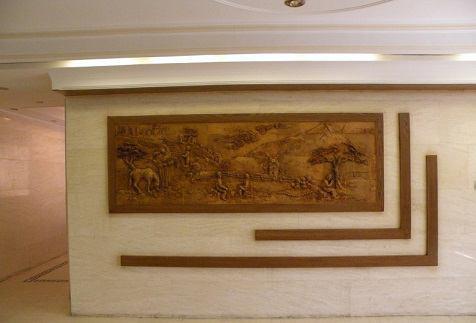 گالری-کتیبه-تابلو-سفال-نقش-برجسته-روی
