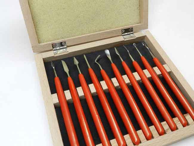 ابزار-سفال-نقش-برجسته